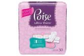 Poise Undergarments - $6.55